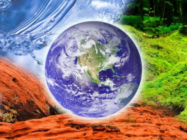 地球温暖化により私達ができること。
