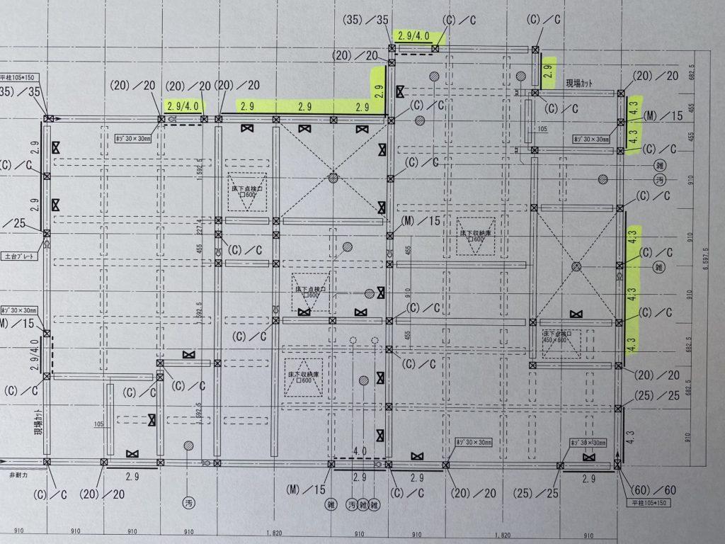 タイセーハウジング構造図写真