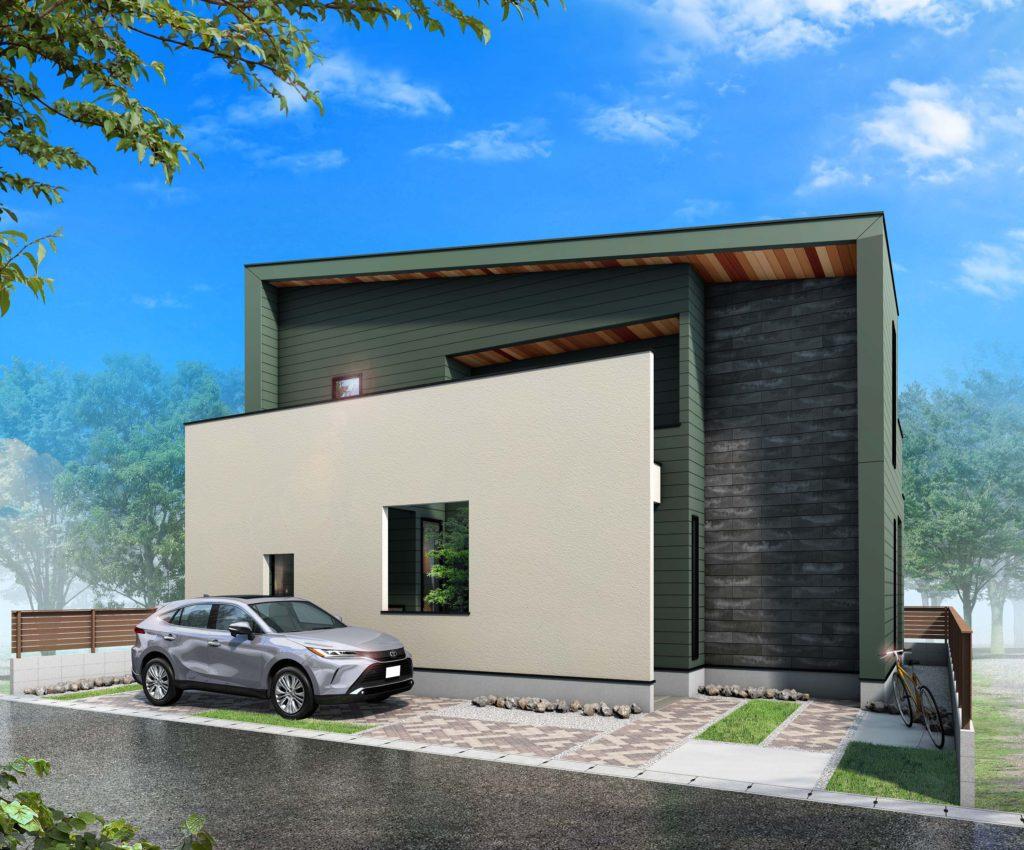 タイセーハウジング厚木市戸室1丁目モデルハウス写真